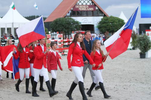 Czech Pony Juniors Team